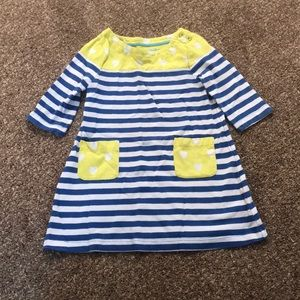Girl's Mini Boden Tunic Dress